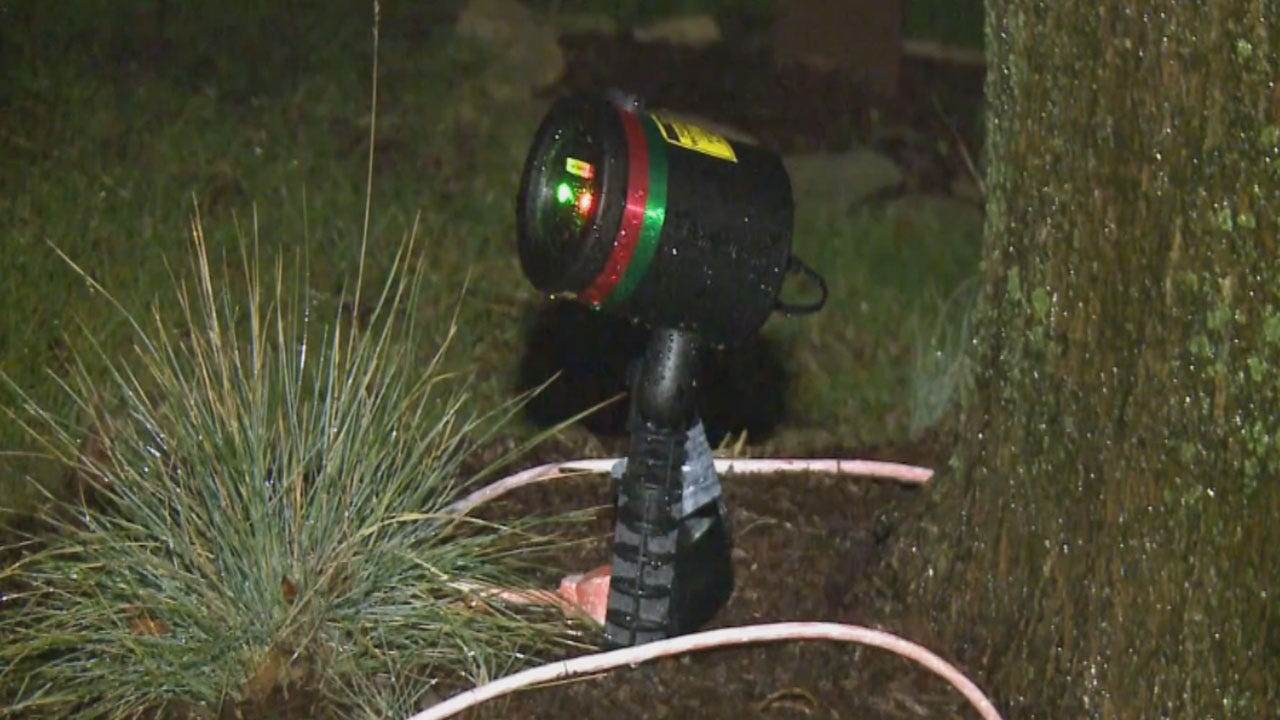 Popular Christmas Decoration A Hot Target For Thieves