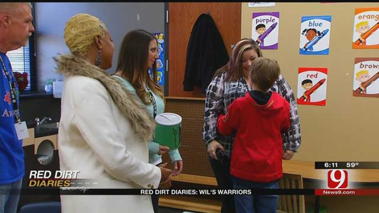 Red Dirt Diaries: Wil's Warriors