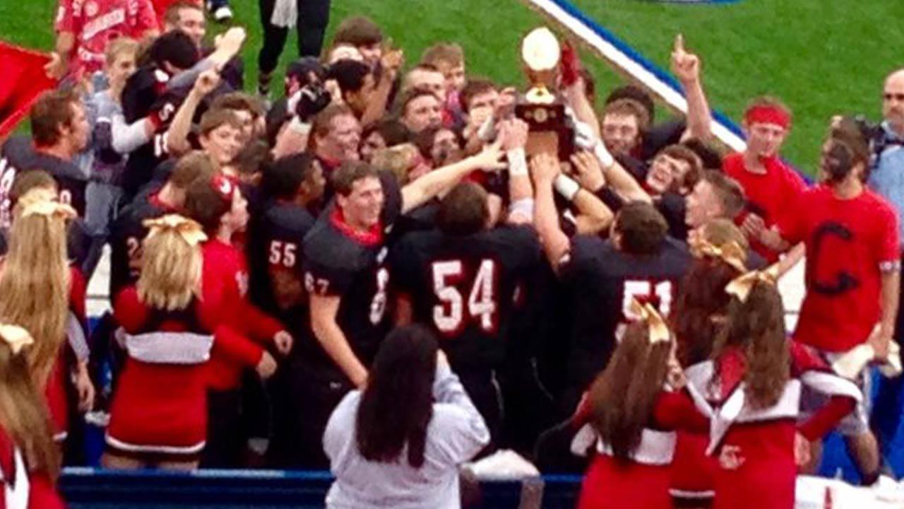 High School Football Locker Room: Championship Saturday