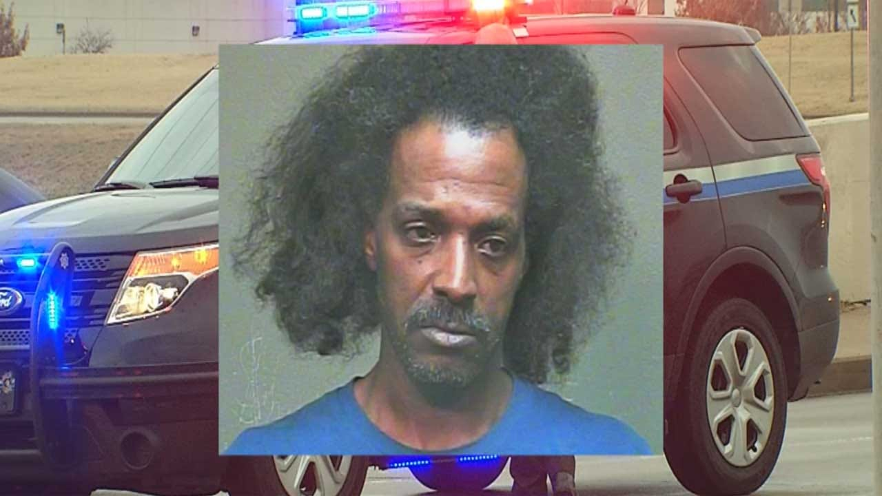 Man Accused Of Stealing Two Tractor-Trailers In OKC