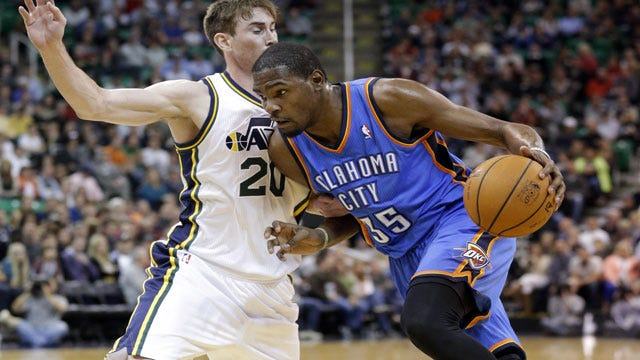 GAMEDAY PREVIEW: Thunder Host Jazz On Sunset Sunday