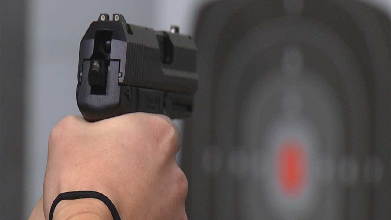 Gun Sales On The Rise In OKC