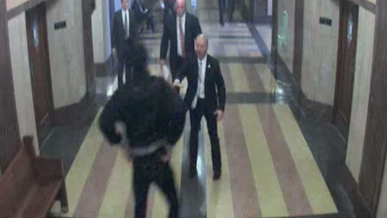 OK Co. DA, Deputies Stop Runaway Defendant At Courthouse