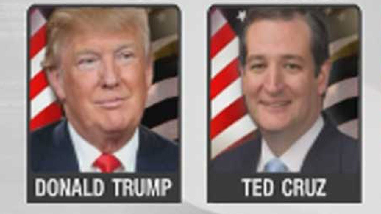 Trump Vs. Cruz Leads Headlines Ahead Of Final GOP Debate Of 2015