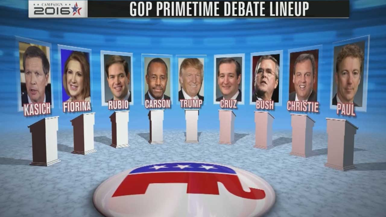A Preview Of Last Republican Presidential Debate Of 2015