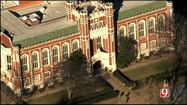 ALL CLEAR: OU's Bizzell Library Briefly Evacuated Over 'Suspicious Package'