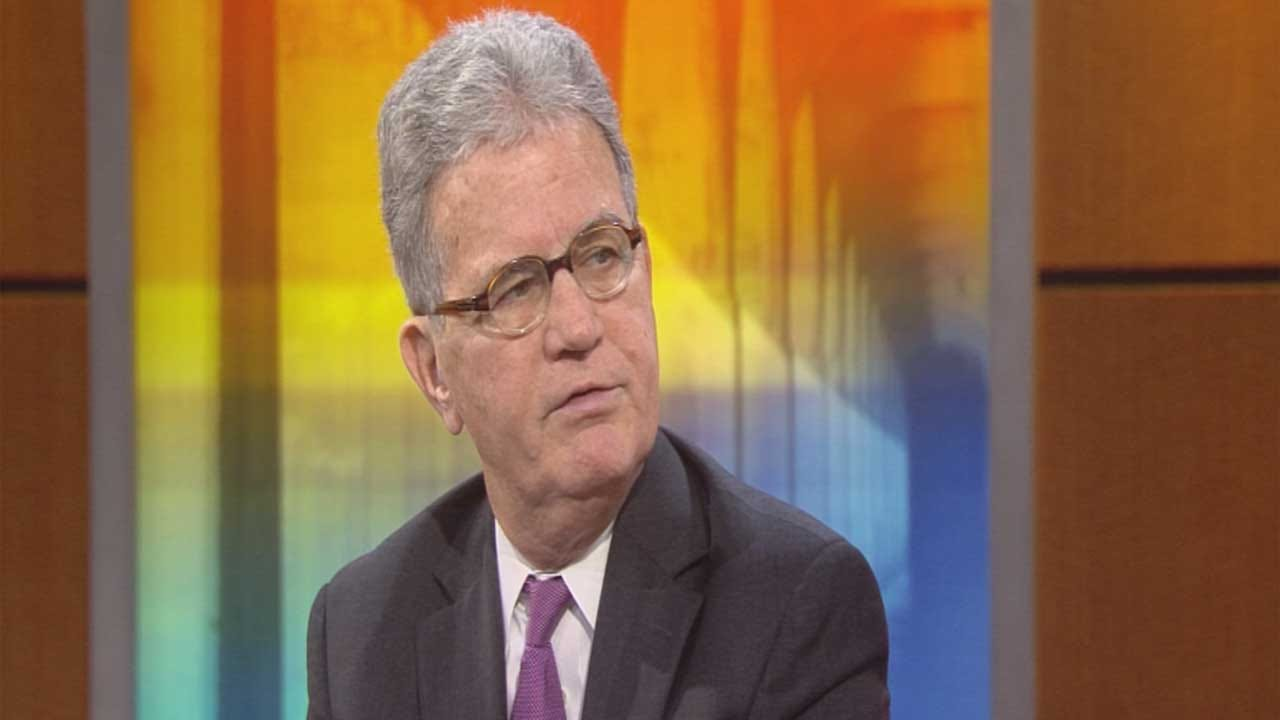 Former US Sen. Tom Coburn Talks About GOP Presidential Primary