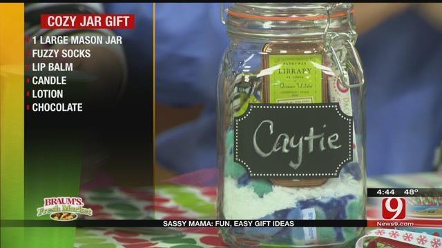 Cozy Jar Gift