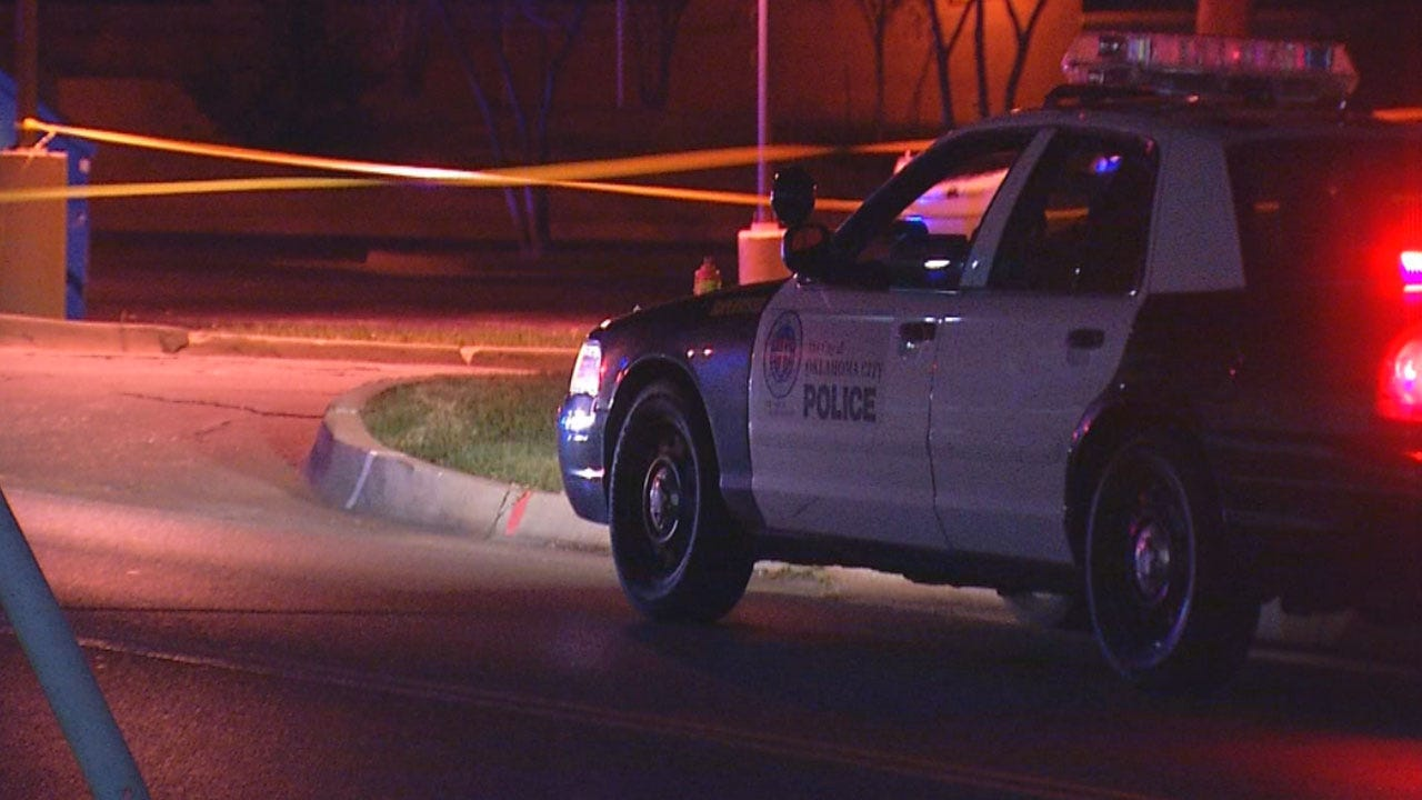 Man Critically Injured In Hit-And-Run Crash In NW OKC