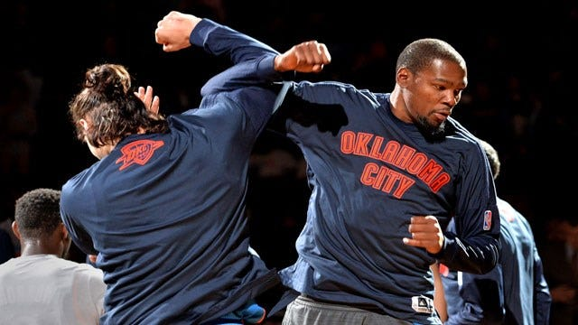 Thunder Smoke Blazers, Win Sixth Straight