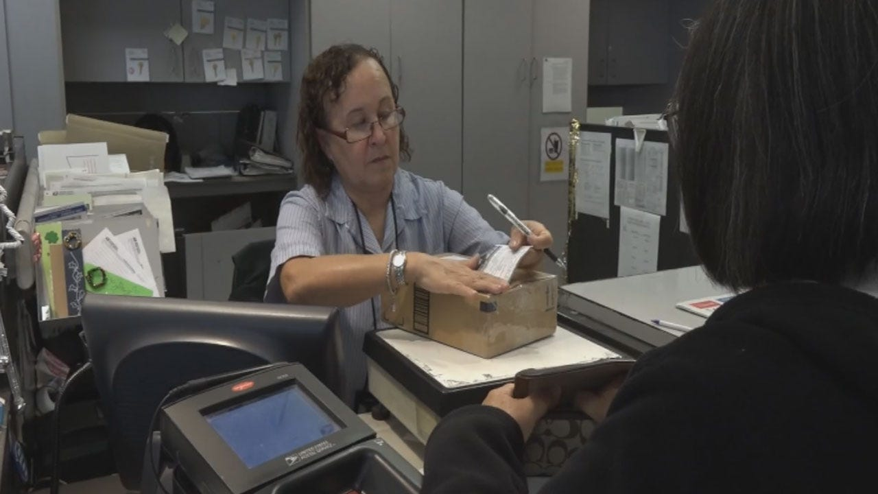 Just In Time For The Holidays: Deadlines To Ship Your Gifts