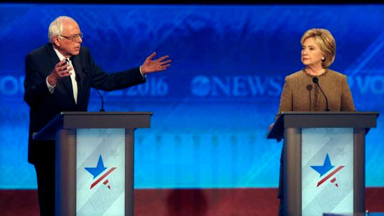 Democratic Debate Shifts From National Security To Domestic Issues