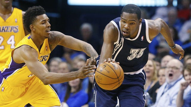 GAMEDAY PREVIEW: Thunder Host Lakers Without Kobe