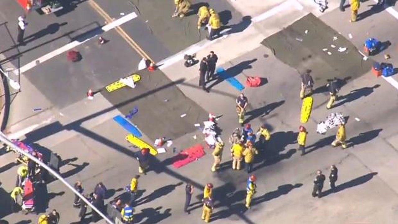 14 Fatalities In San Bernardino Shooting; 2 Suspects Dead