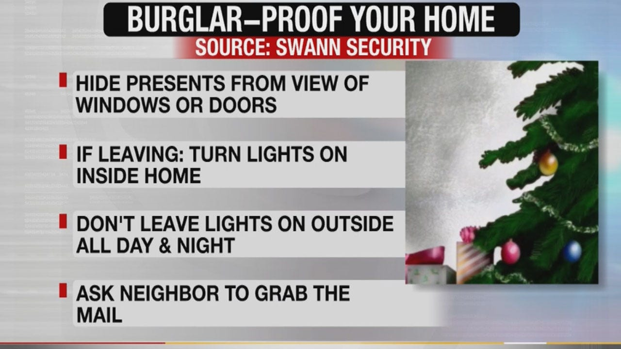 Follow These Tips To 'Burglar-Proof' Your Home