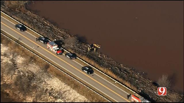 OKC Police Identify Teen Killed After Crashing Into Lake Arcadia