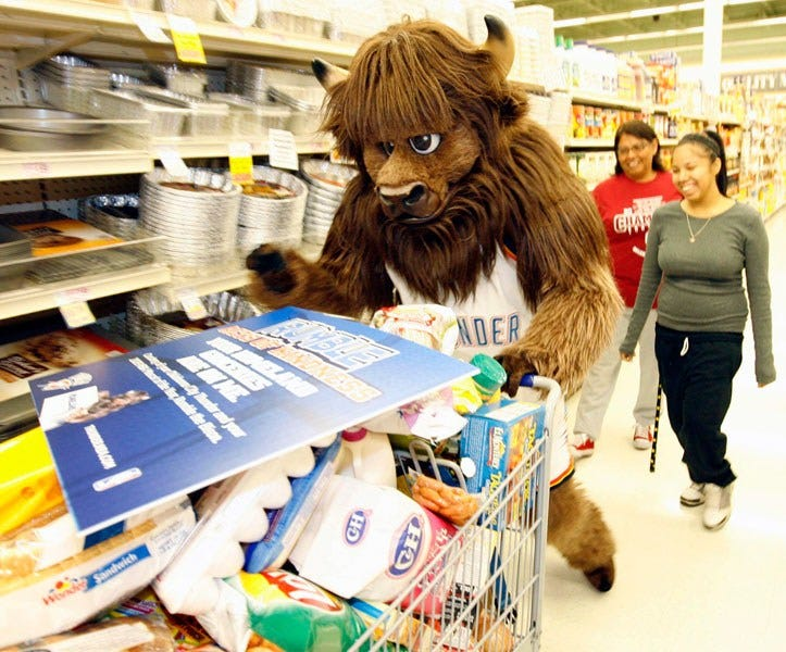 Thunder To Hold Holiday Assist Toy Drive Sunday
