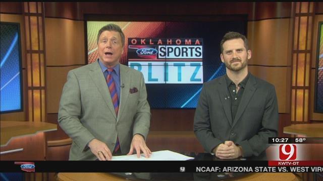 Oklahoma Ford Sports Blitz: December 20