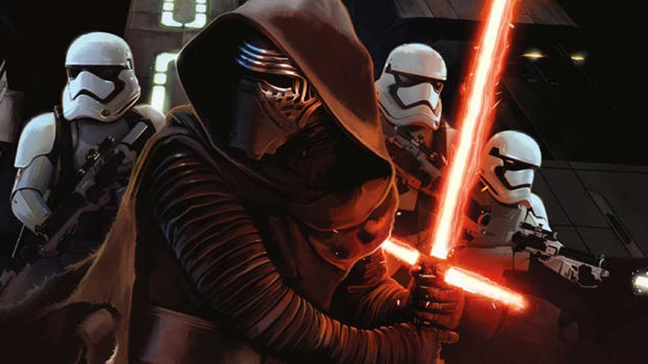'Star Wars: The Force Awakens' Smashes Box Office Records