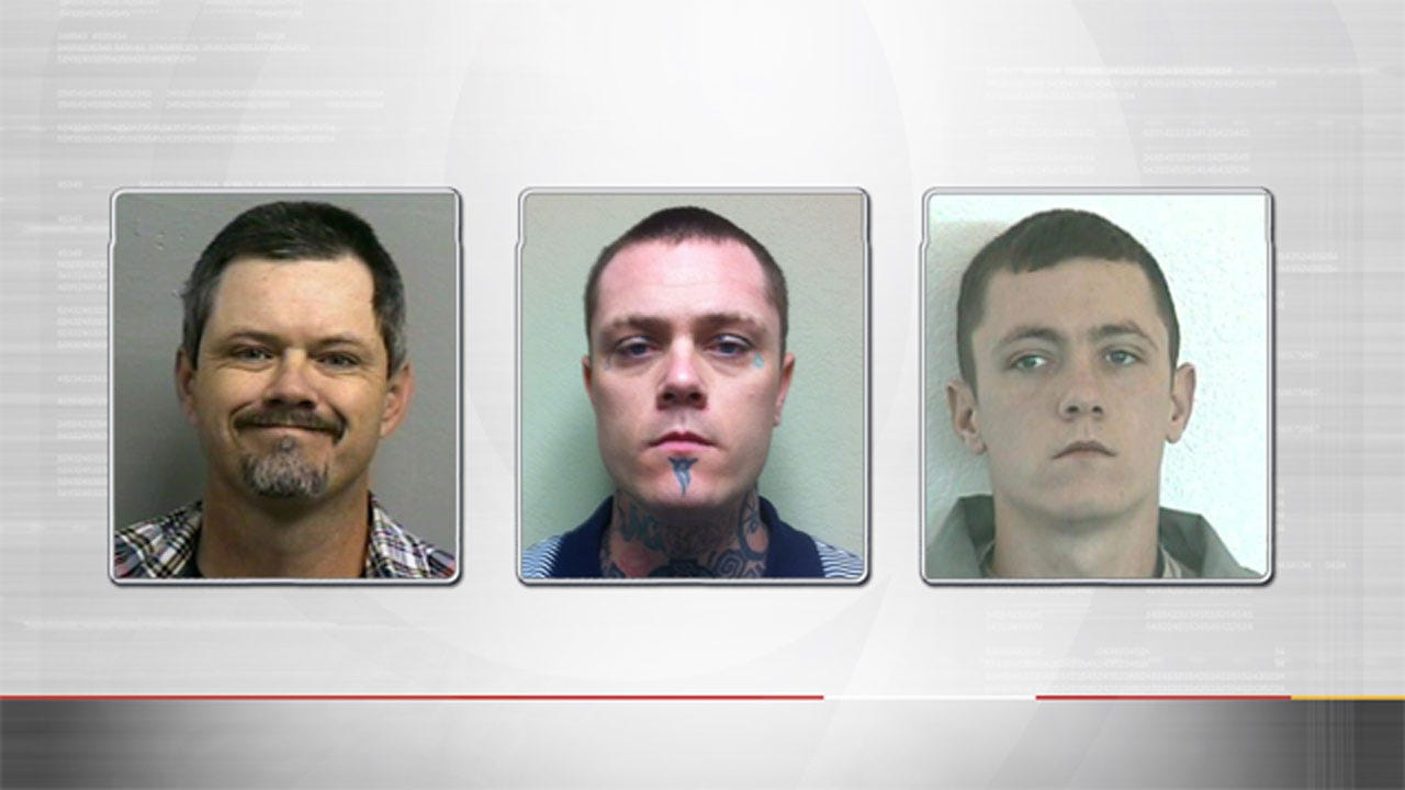 3, Including Victim's Husband, Arrested In Atoka Woman's Shooting Death