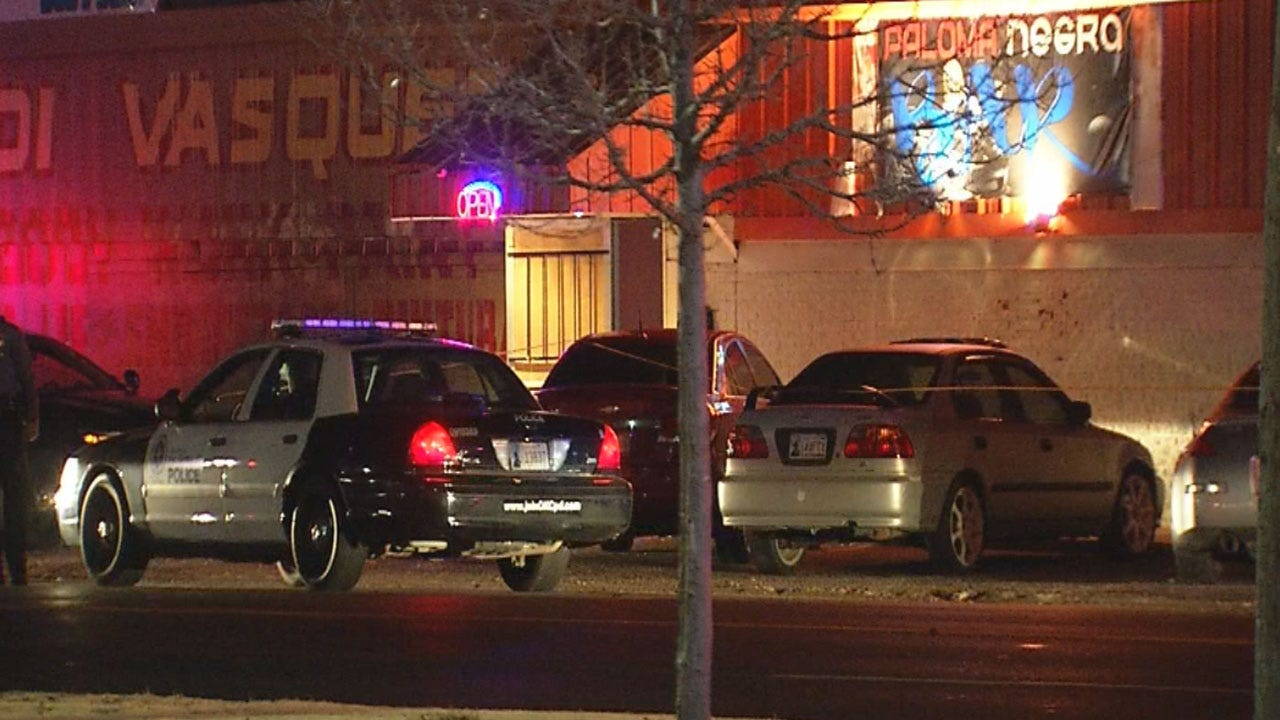 Police Arrest Suspect In Shooting That Injured 3 At OKC Bar