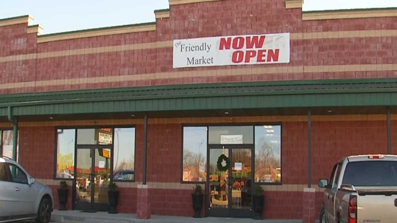 Police, DEA Agents Raid Norman Store