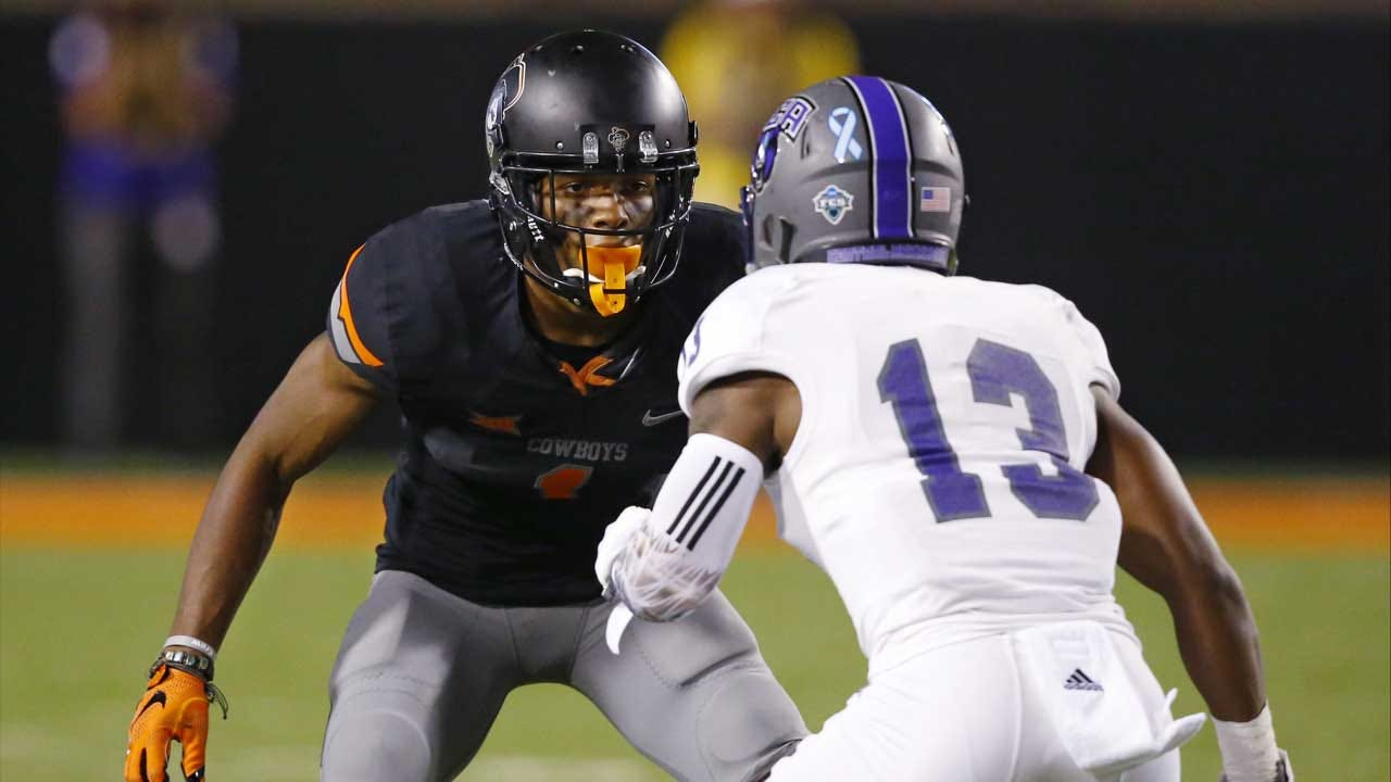 Oklahoma State's Peterson To Play In Senior Bowl