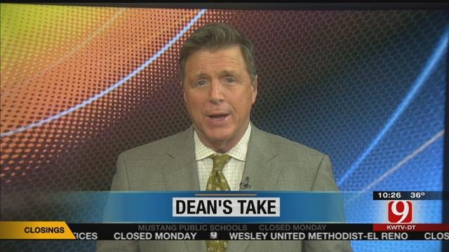Dean's Blog: Twitter Thoughts On Sooners, Cowboys & Thunder