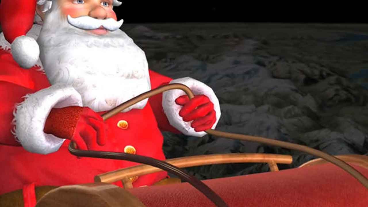 NORAD Tracking Santa Claus' Flight For 60th Year