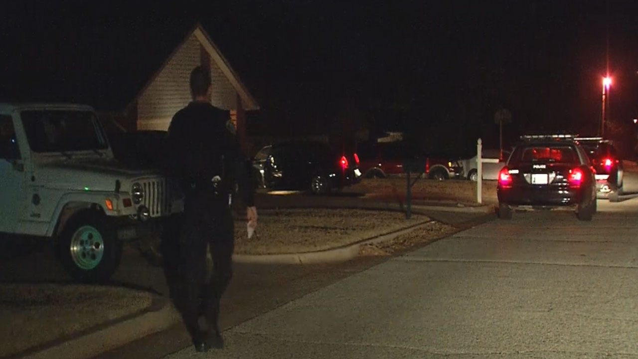 Police Investigate After Shooting Victim Shows Up At Metro Home