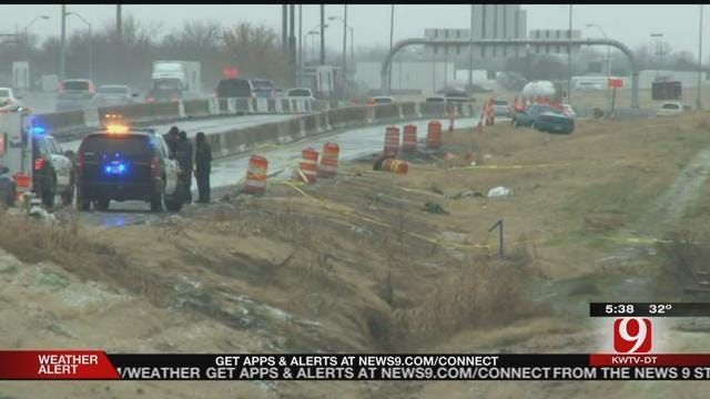 Body Found Near Interstate in Norman