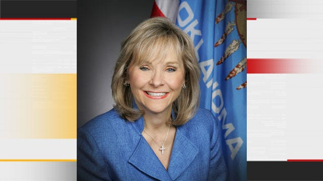 Gov. Fallin Extends State Of Emergency After Winter Storms, Flooding