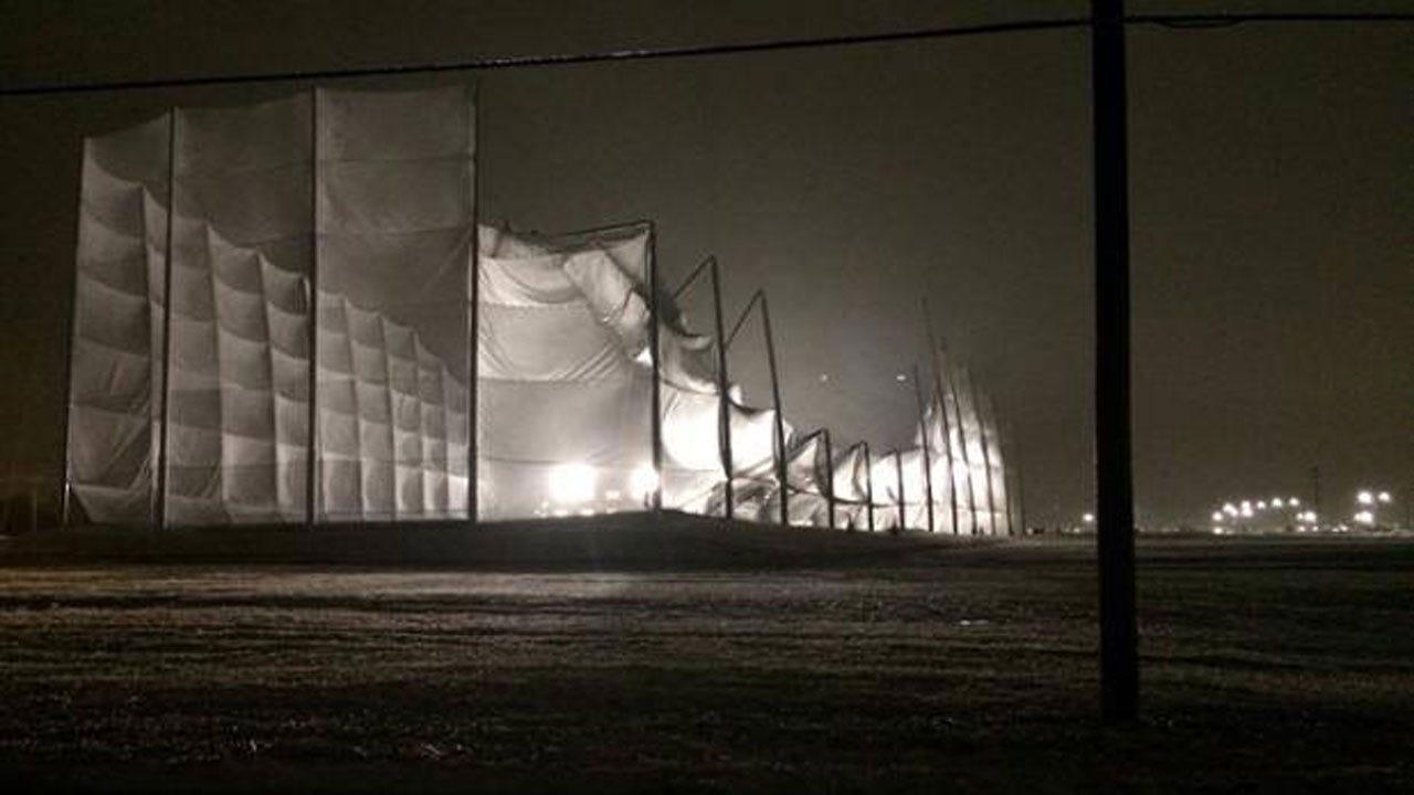 Winter Storm Causes Damage Across Oklahoma