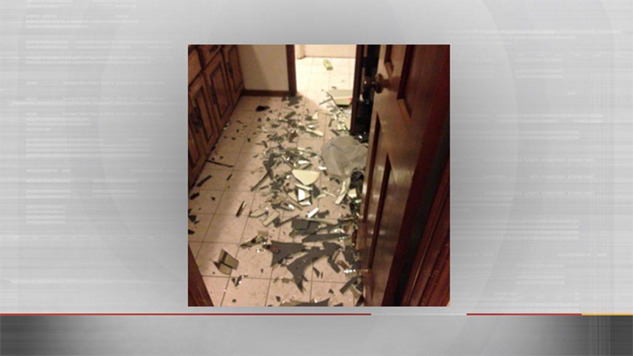 4.3 Magnitude Earthquake Causes Damage, Power Outage Near Edmond