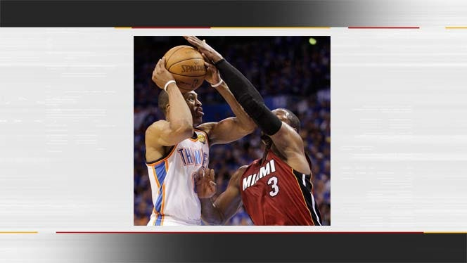GAMEDAY PREVIEW: Thunder Take On The Heat In Miami