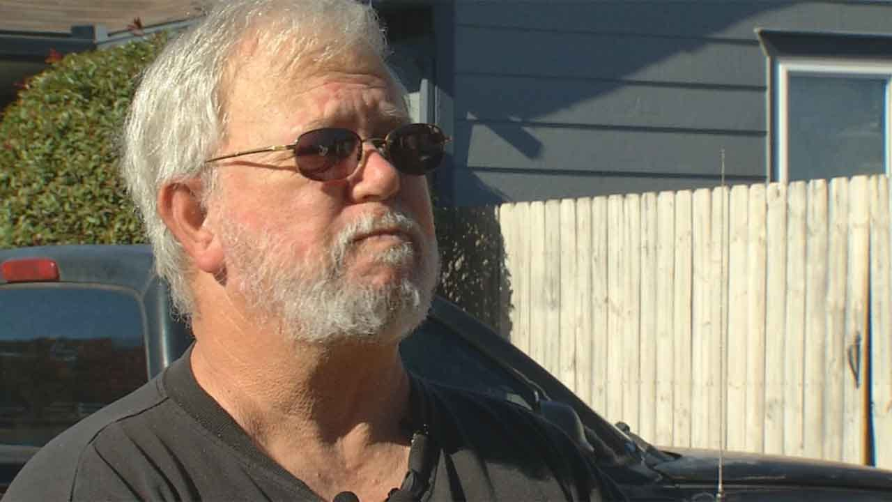 Metro Grandfather Makes Citizen's Arrest