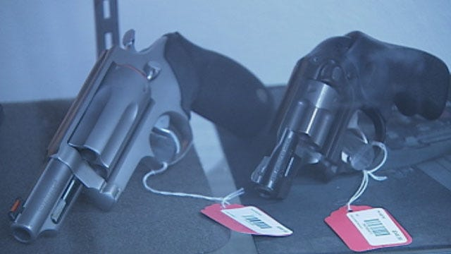 Oklahoma Lawmakers Weigh In On Gun Safety Bill