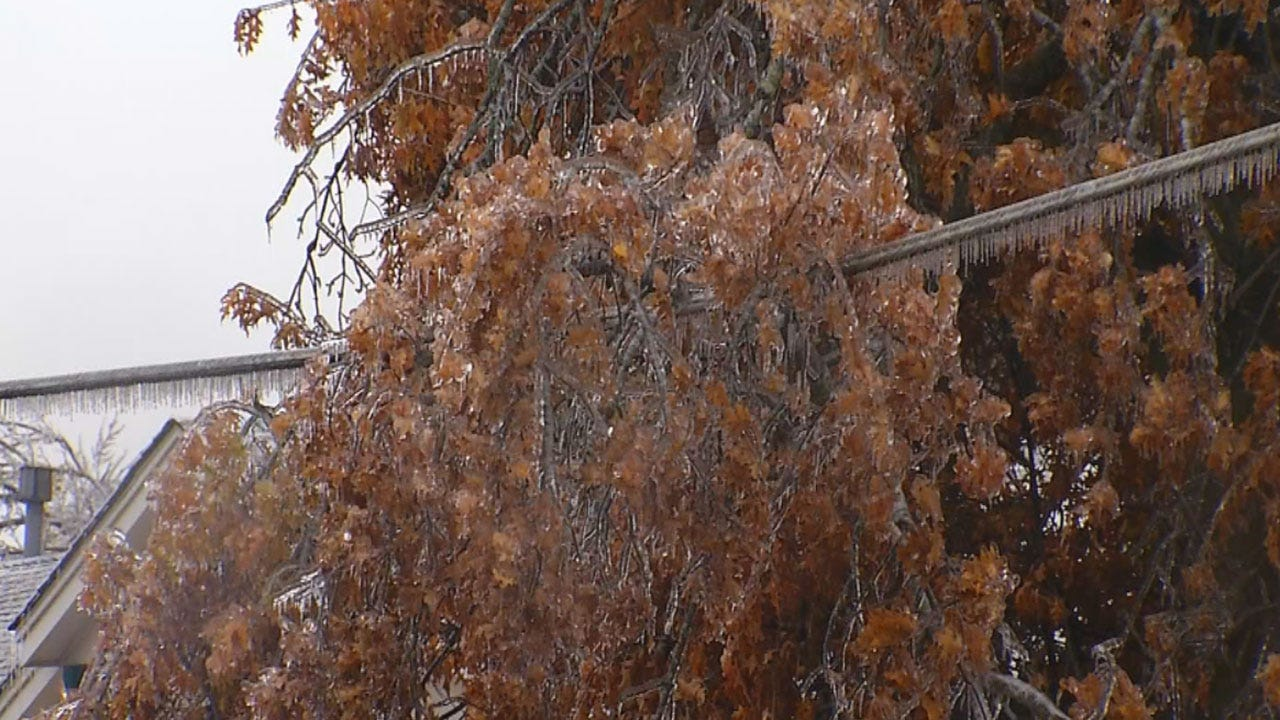 Thousands Still Without Power Across Oklahoma