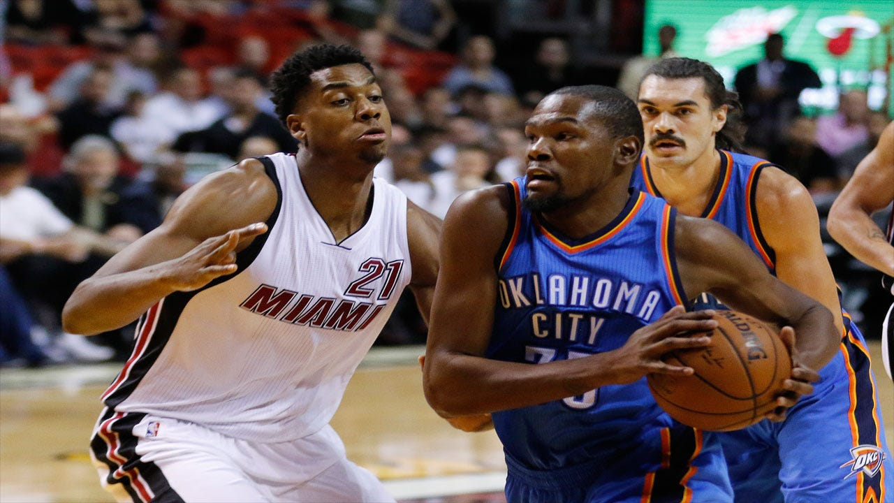 Thunder Can't Handle The Heat, Lose Second Straight