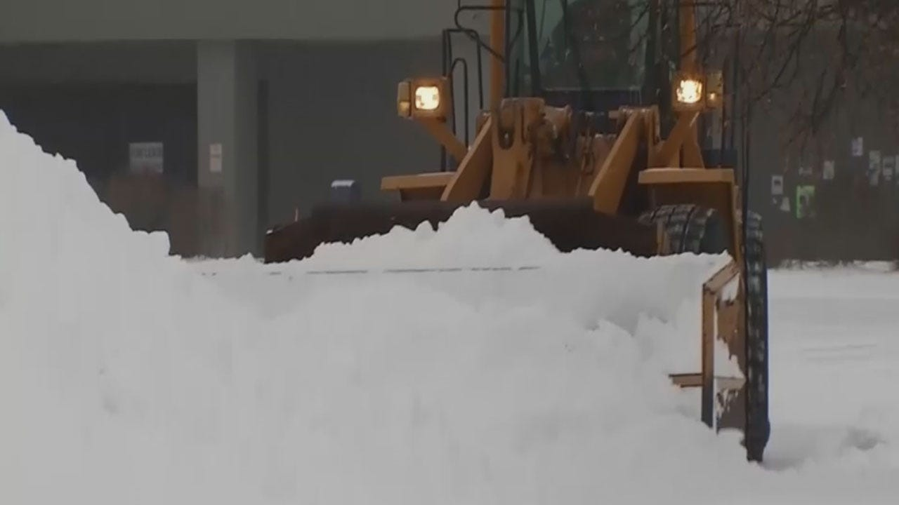 ODOT Updates On Road Conditions Across Oklahoma