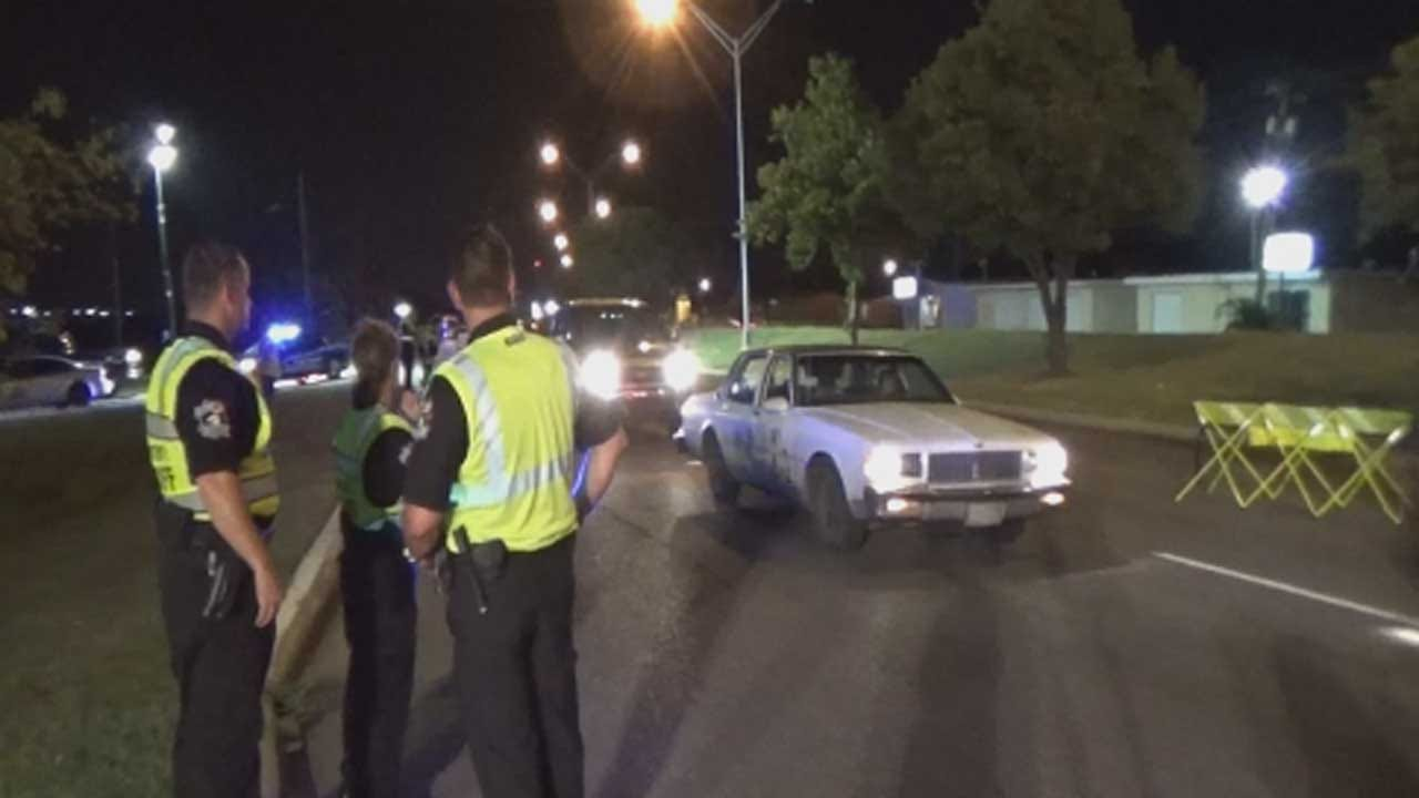 Local Law Enforcement Out In Full Force Looking For Drunk Drivers