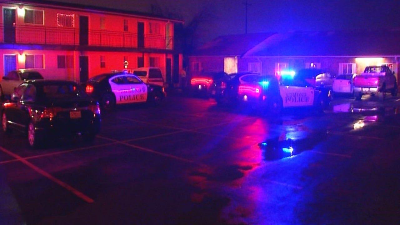 Man Arrested In Stabbing At Edmond Motel