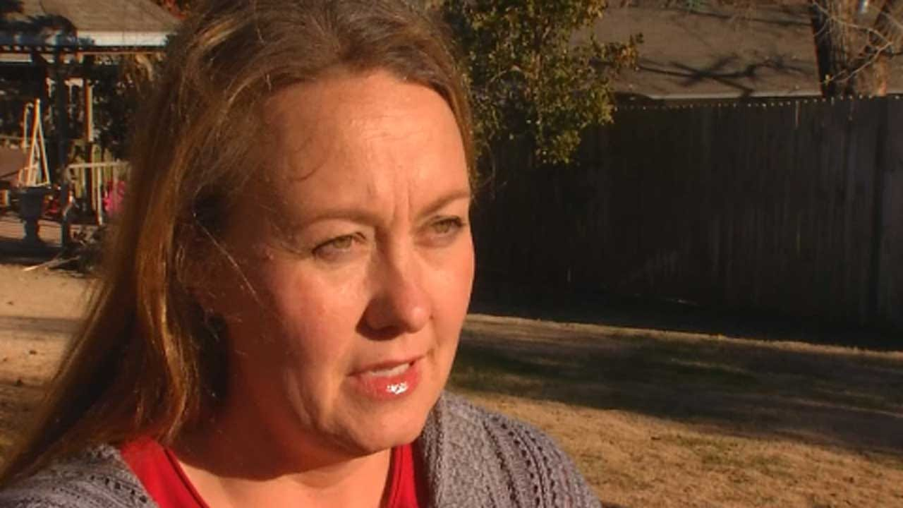 OKC Mail Theft Victim Speaks Out About Suspect