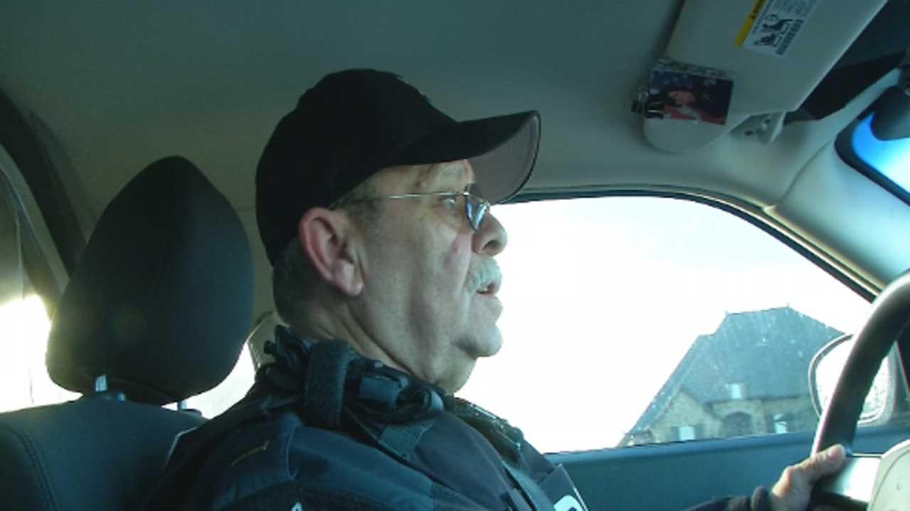 Oklahoma County Deputies Step Up Patrols To Deter Criminals
