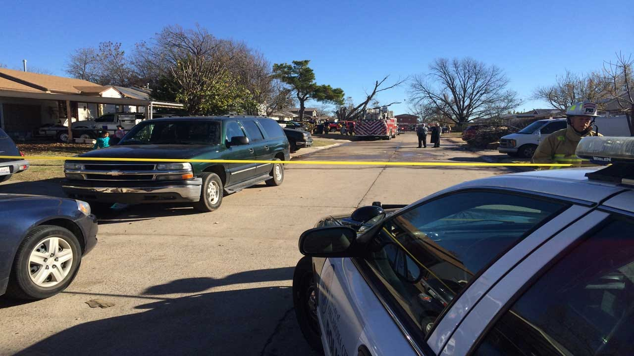 Crews Investigate Fatal House Fire In SW OKC