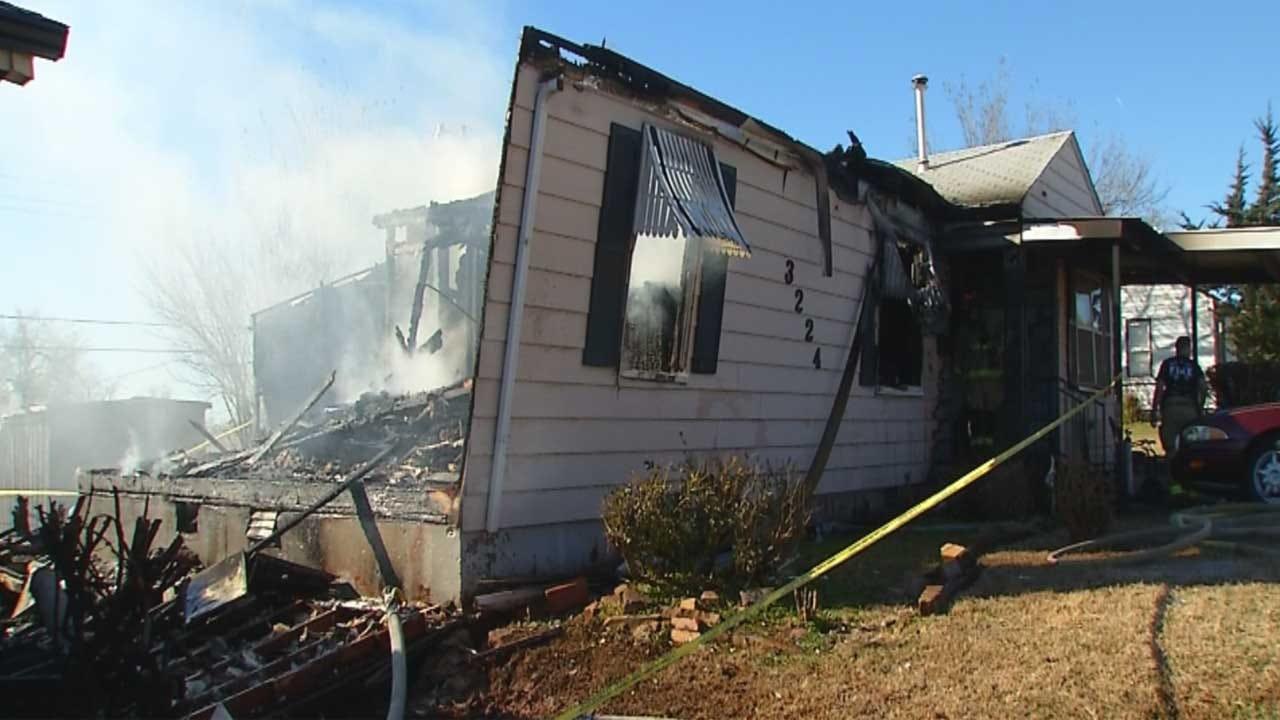 Neighbor Speaks Out After NE OKC Home Explodes
