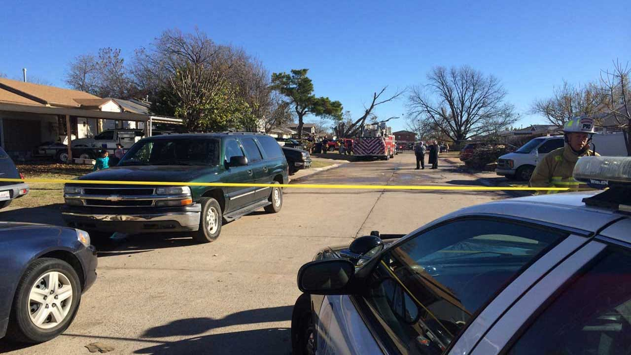 Authorities Identify Woman Found Dead Inside OKC Home That Caught Fire