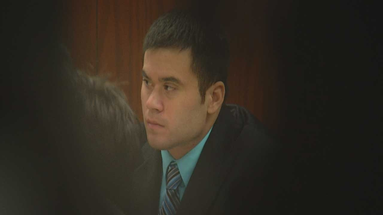 Closing Arguments Begin In Rape Trial Of Former OKC Officer