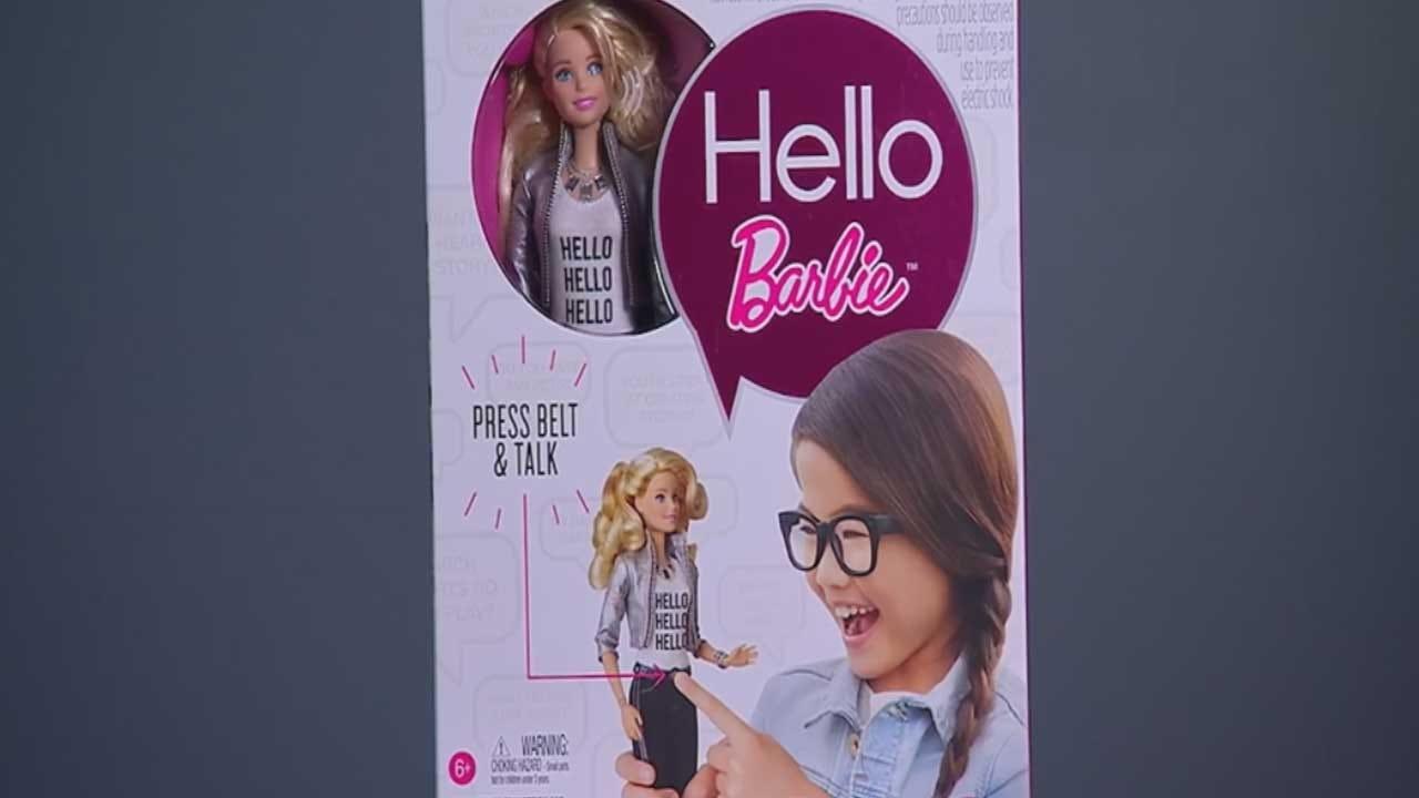 'Hello Barbie' Toy Raises Privacy Concerns