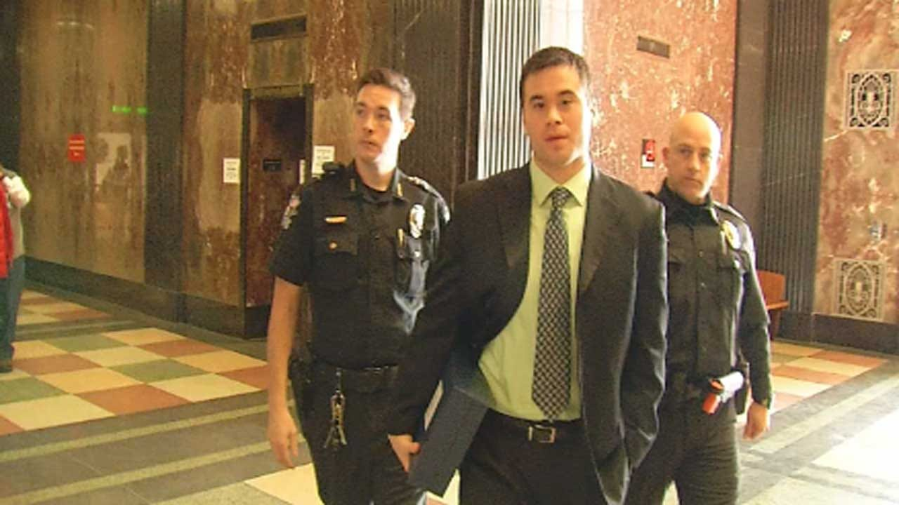 Jurors Deliberate Fate Of Daniel Holtzclaw Into Overnight Hours